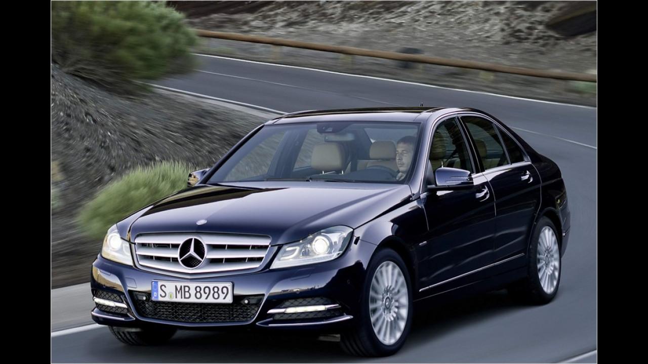 Mercedes C 220 CDI BlueEfficiency