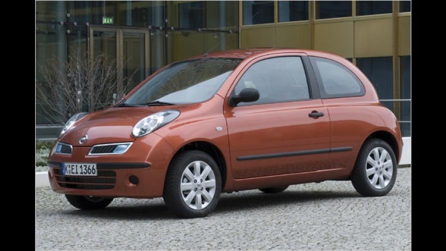 Nissan hebt ab sofort die Preise für zahlreiche Modelle an