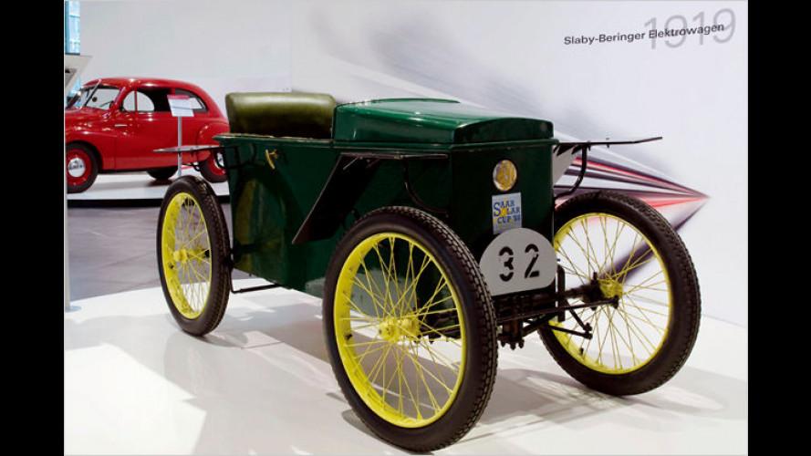 Audi feiert sein 100-jähriges Firmenjubiläum