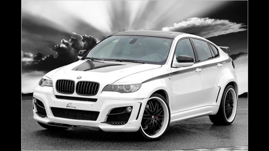Weltpremiere: Der BMW CLR X 650 GT von Lumma Design
