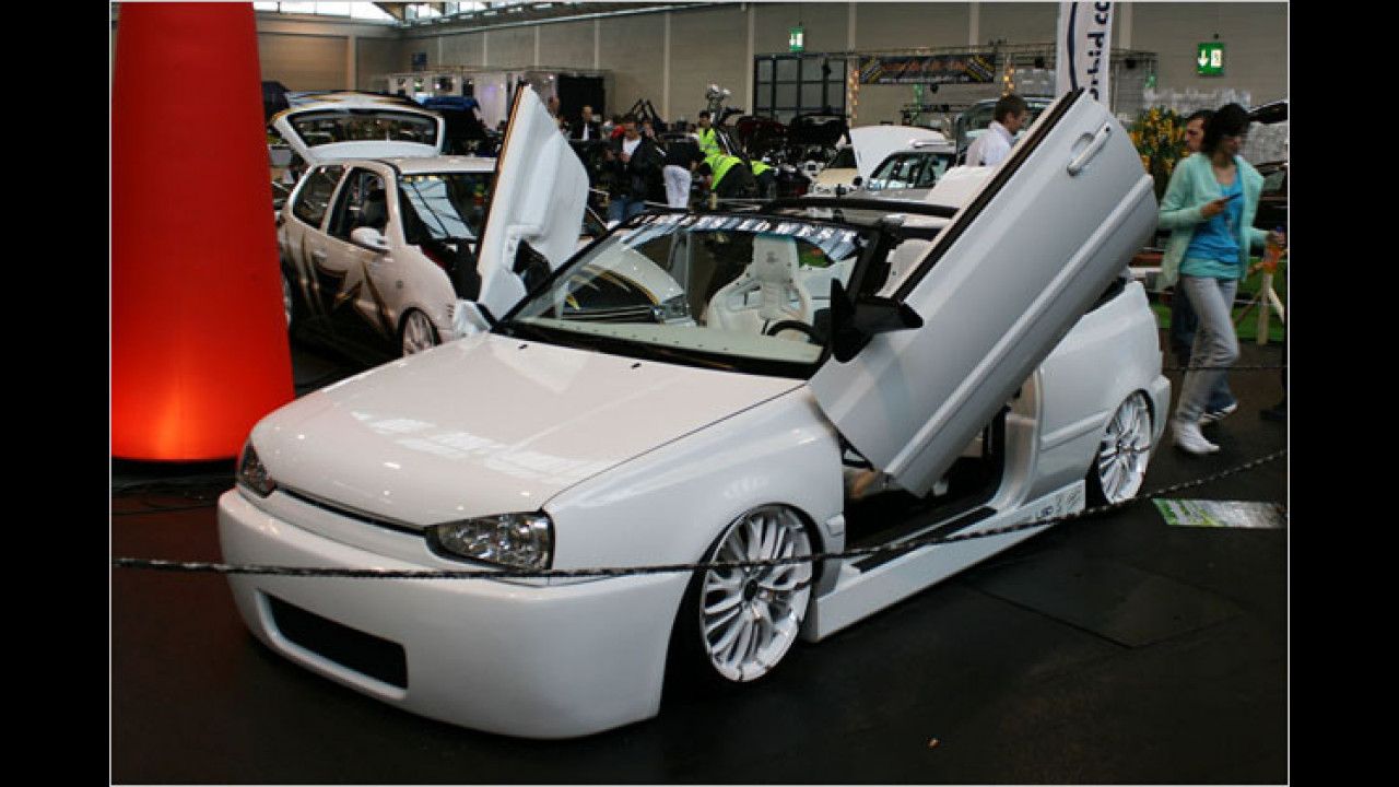 Die krassesten Autos der Tuning World 2010