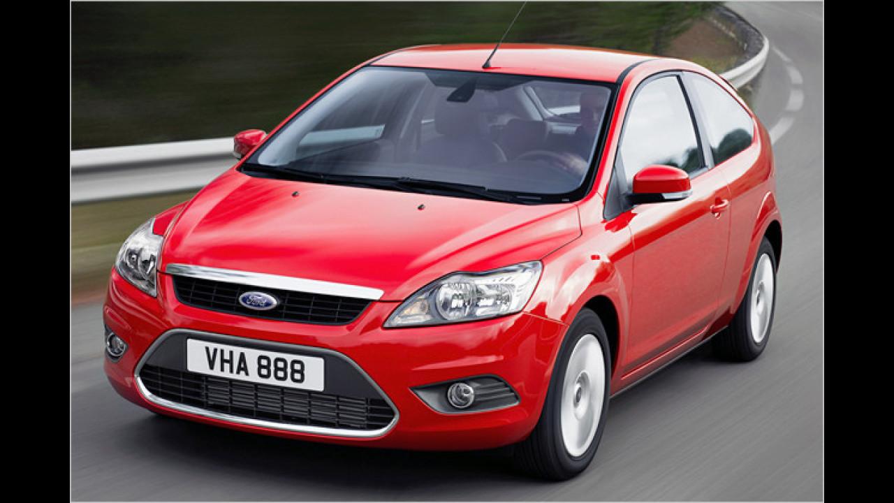Ford Focus, C-Max, Kuga, Mondeo, S-Max, Galaxy