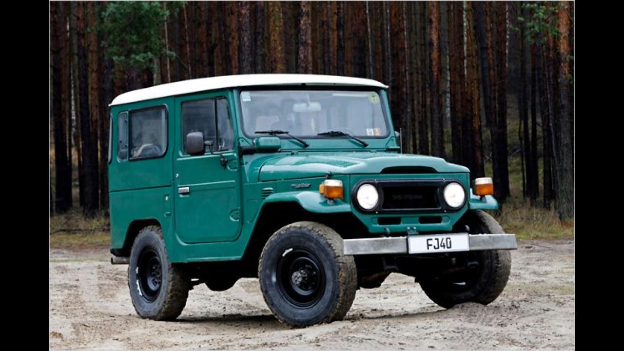 Land Cruiser J4 (1960 bis 1986)