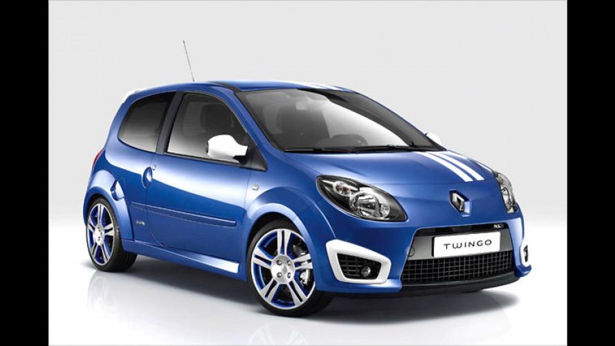 Twingo Gordini R.S.: Renault-Sportler kommt im Mai