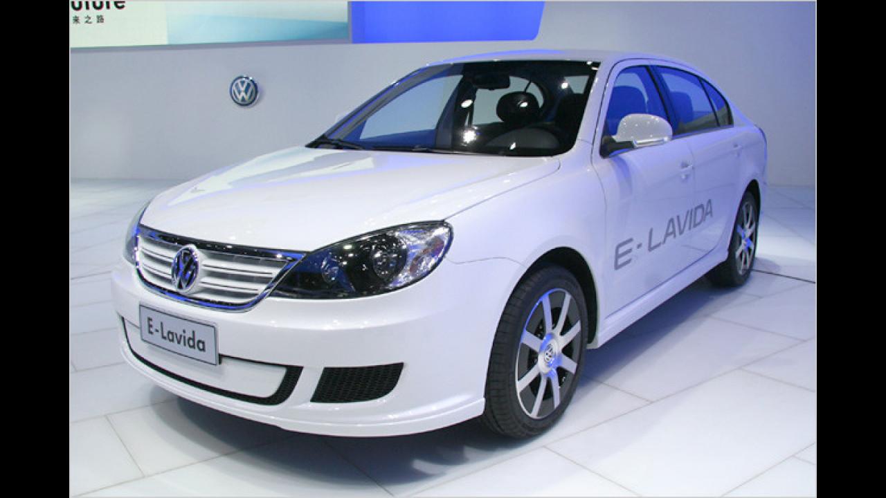VW E-Lavida