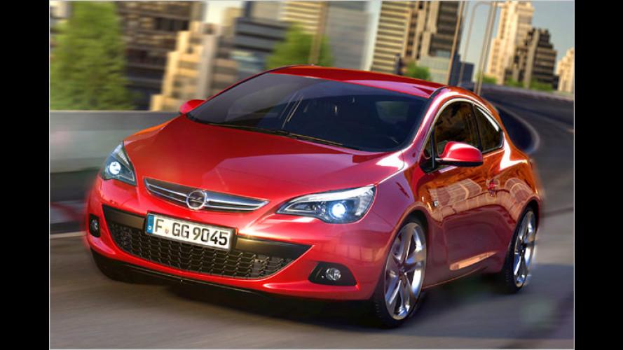 Alles außer Astra: Neuer Opel GTC