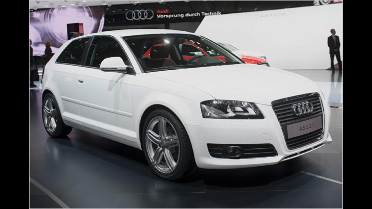 IAA: Neuer Audi A3 1.2 T
