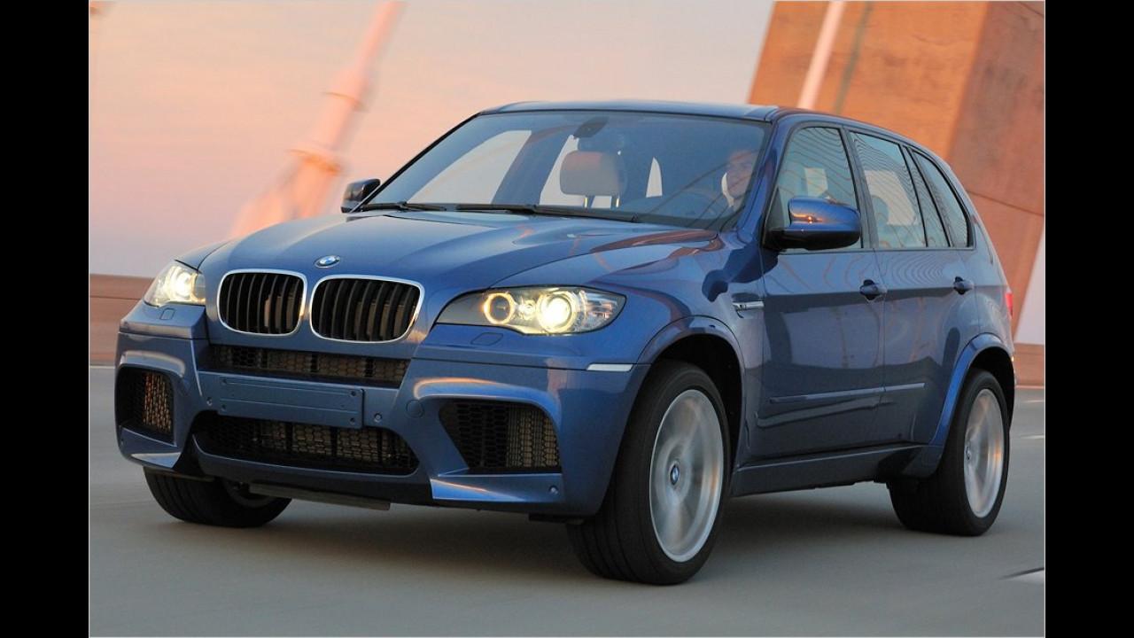 BMW X5 M Sport-Automatic