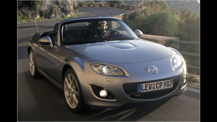 Neuer Mazda MX-5 2.0 (2009) im Test: Fun Keeper Reloaded