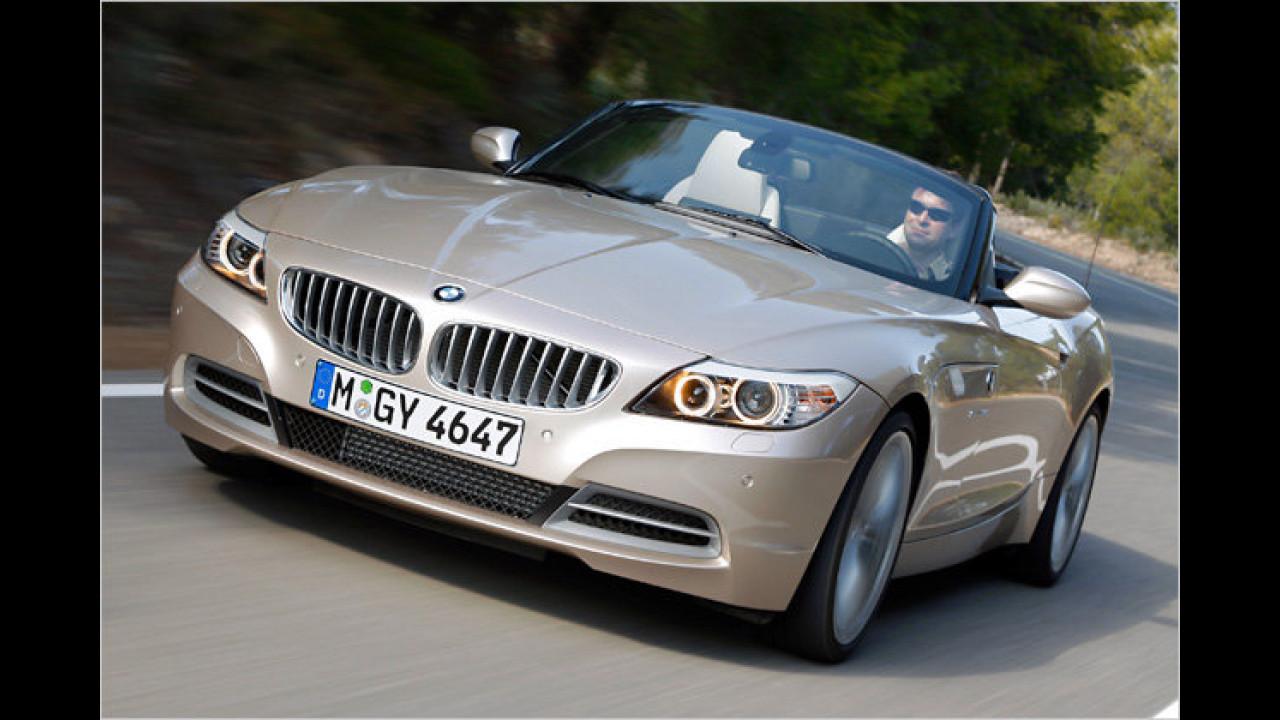 BMW Z4 sDrive23i Sport-Automatic DKG