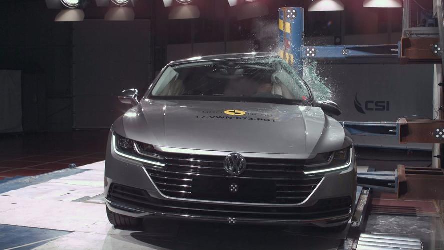 VW Arteon no Euro NCAP