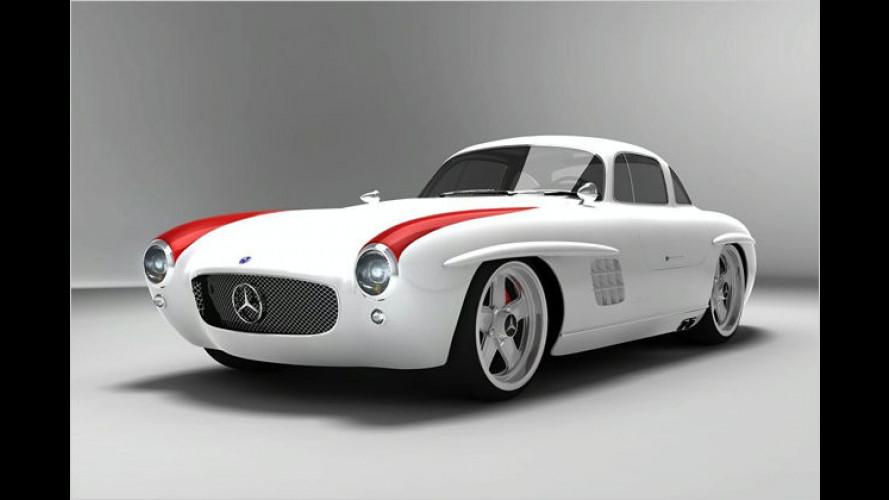 Fabrikneue Legende: Mercedes 300 SL Panamericana