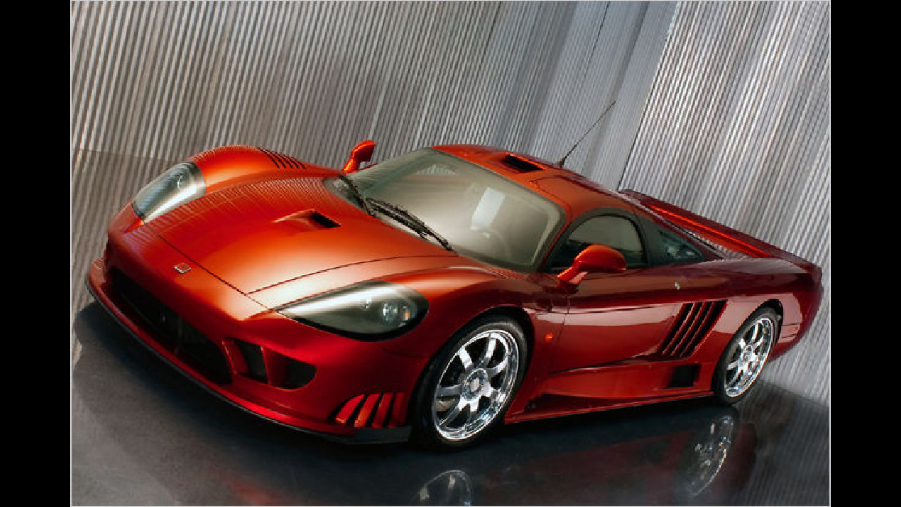 Dreamcars: Saleen S7 Twin Turbo