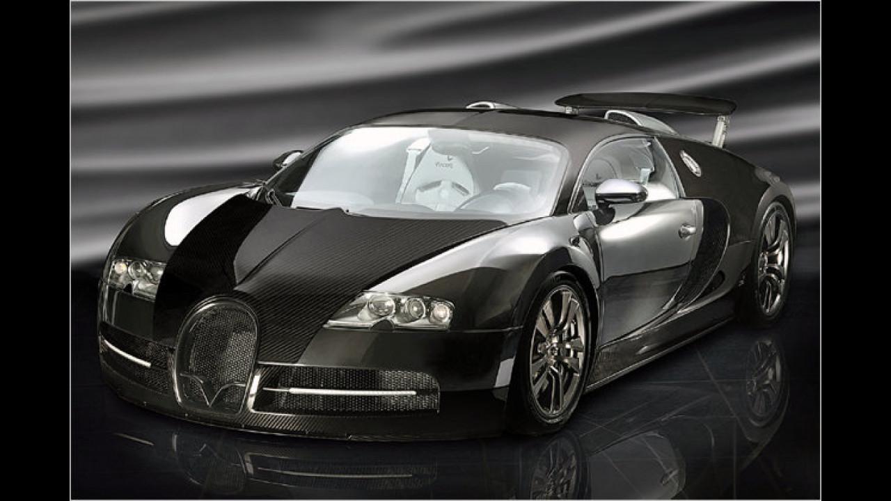 Mansory Bugatti Veyron 16.4