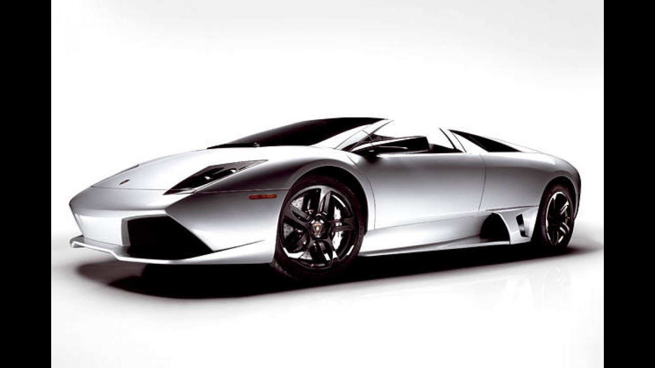 Lamborghini Murciélago Roadster LP640