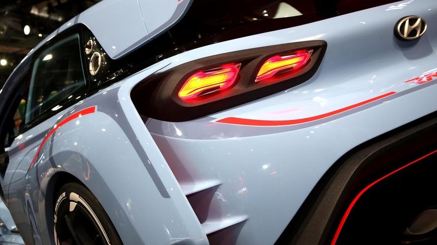 2016 Hyundai RN30 Konsept Paris Otomobil Fuarı