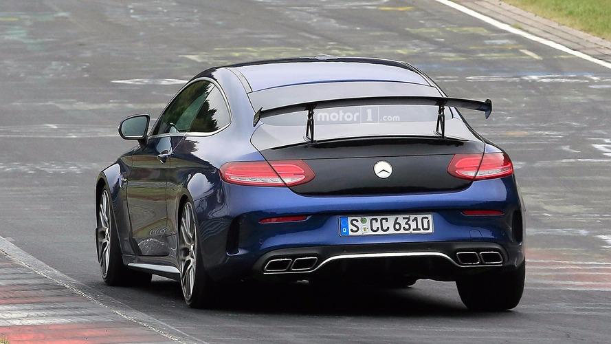 Mercedes-AMG prépare une C 63 R !