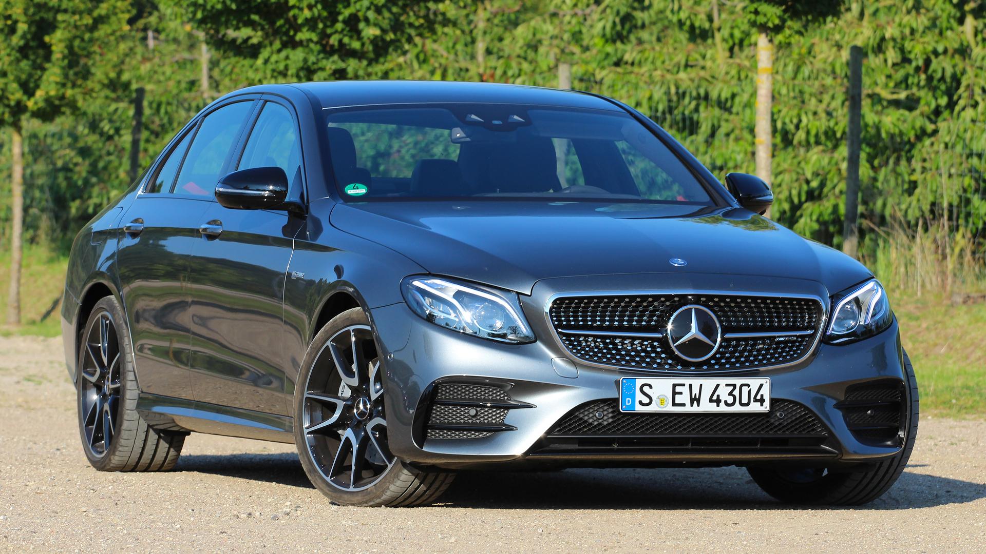 Mercedes E-Class Gets Smarter Voice Control