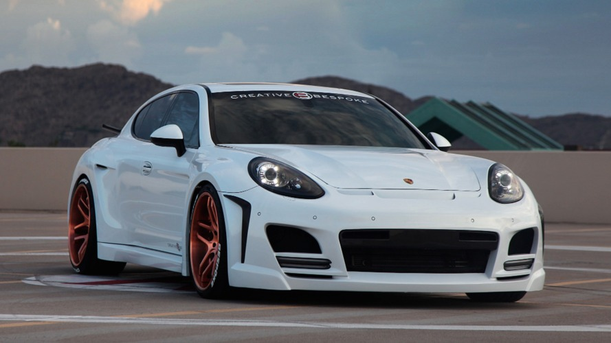 Is this FAB Design Porsche Panamera worth $115,000?