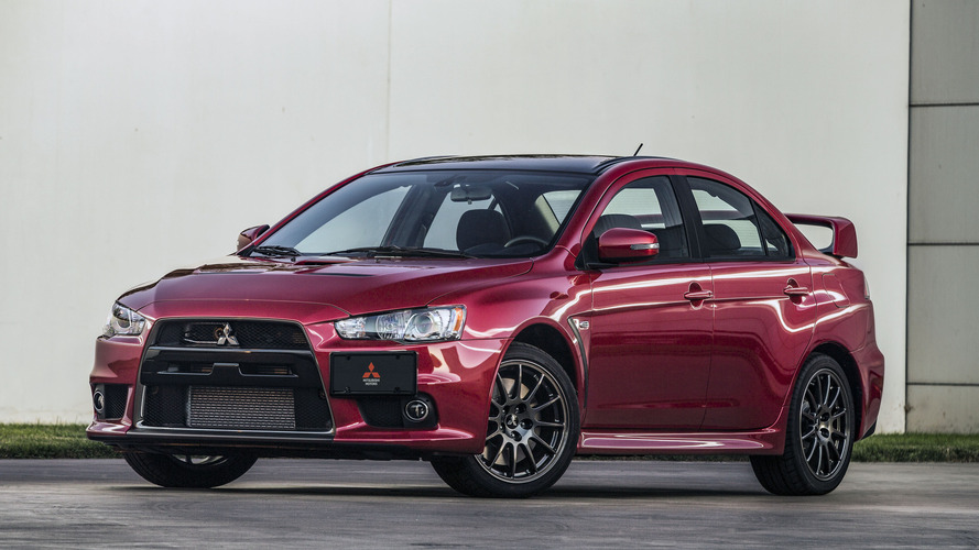 There Is Hope For A New Mitsubishi Evo... As A 2023 SUV