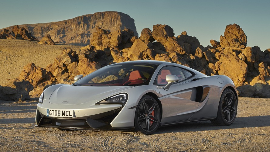 McLaren Sold A Record 3,286 Cars In 2016