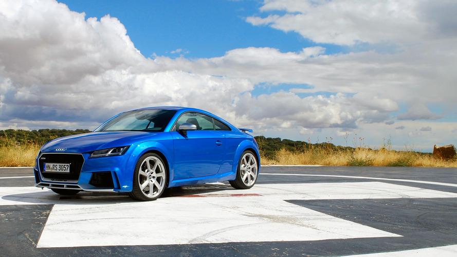 Audi RS'nin 2018'de 15 modeli olacak