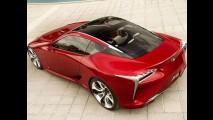 Yeni Lexus LF-LC, Hybrid Pazarını Alt Üst Edecek