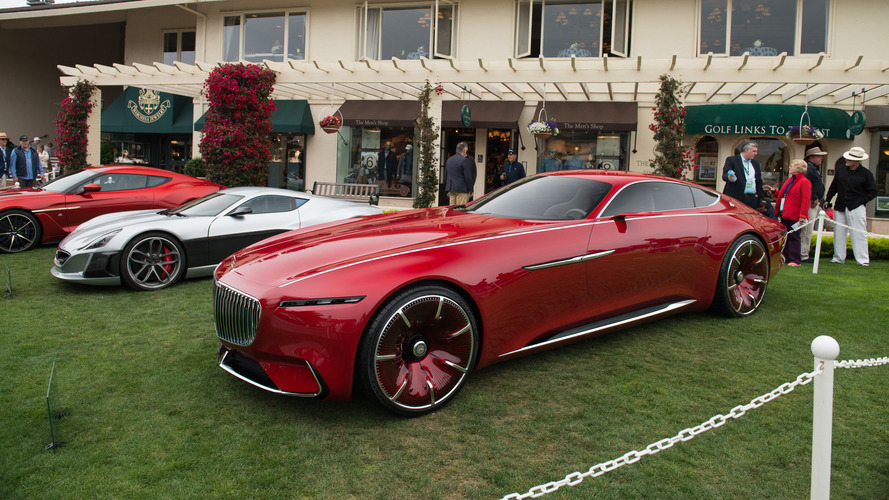 Have a look at the showcars of the 2016 Pebble Beach Concept Lawn