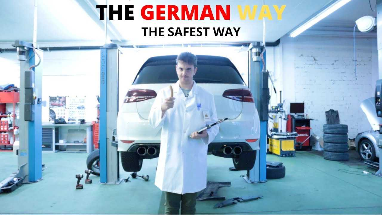 How To Prepare Your Car For Winter The German Way