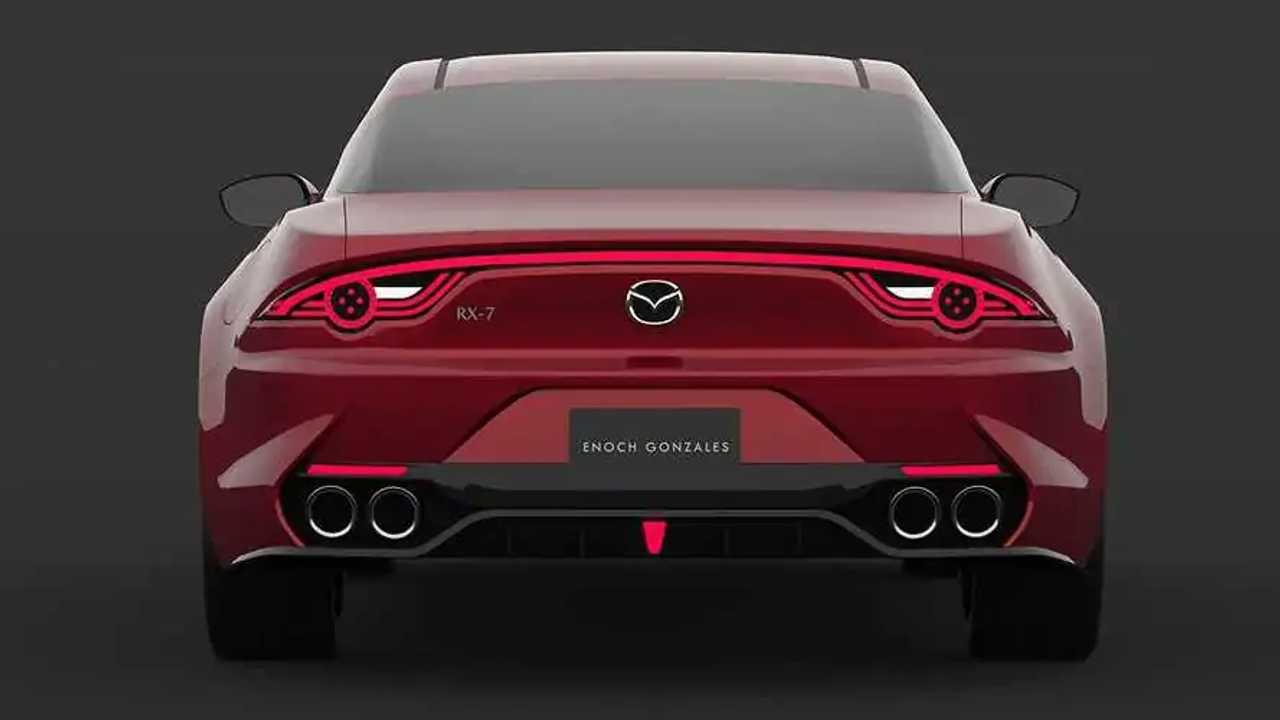2020 Mazda RX7 Picture