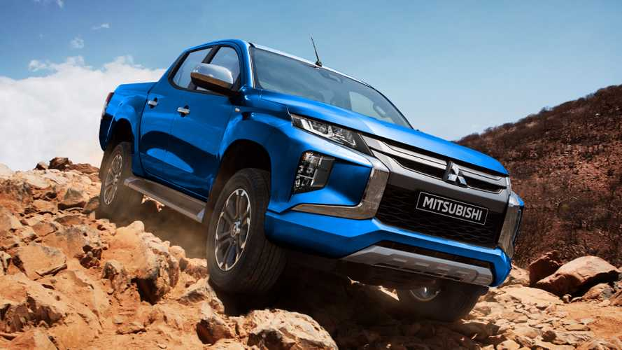 Mitsubishi launches new £25k mid-range L200 pick-up