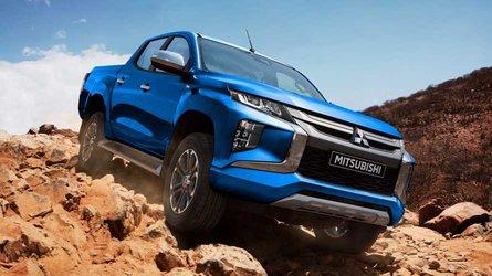 Mitsubishi launches new £25k mid-range L200 pick-up