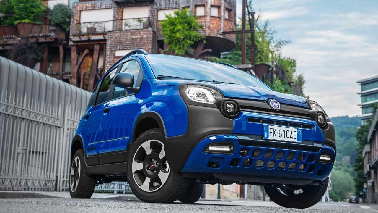 4.) Italien: Fiat Panda