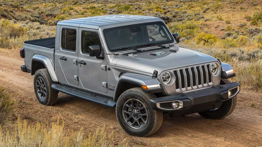 2021 Jeep Gladiator Willys, 80th Anniversary Edition Info Leaks Out