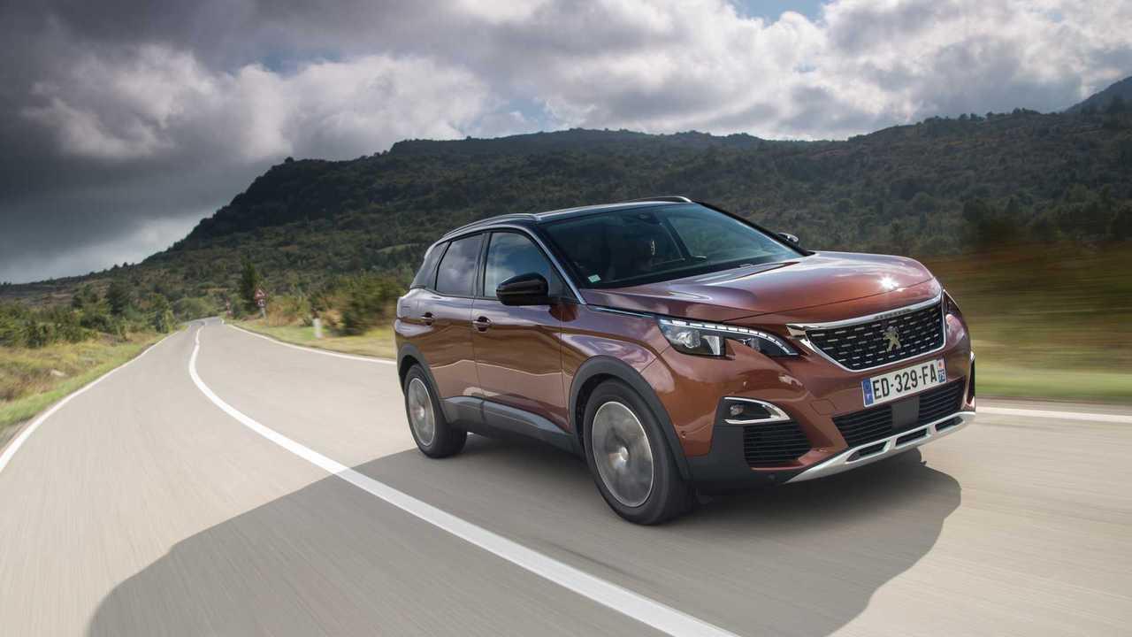 Francia - Peugeot 3008 (73.532 unità)