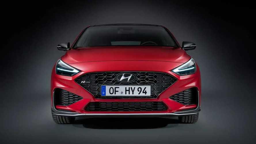Hyundai i30 restyling (2020)