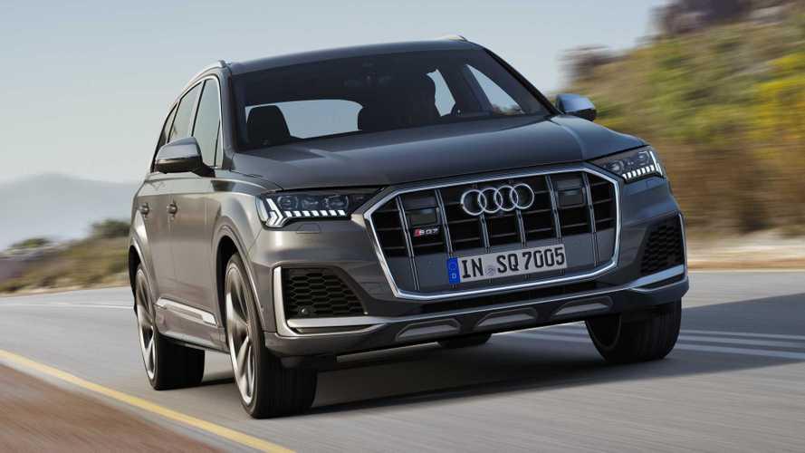 2020 Audi SQ7 Starts At $84,800
