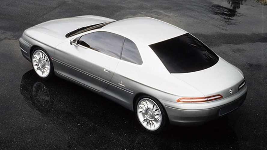 Concept oublié - Lancia Kayak (1995)