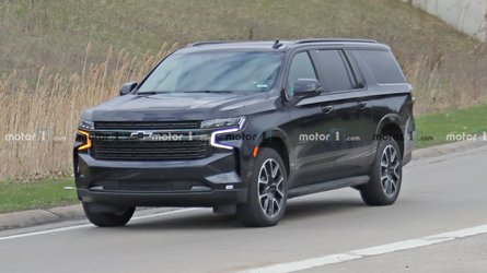 2021 Chevy Suburban Starts $52,995, High Country Begins At ...