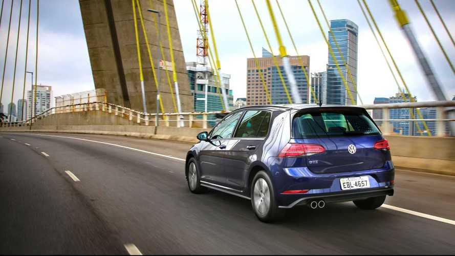 """Teste: Volkswagen Golf GTE, um """"quase GTI"""" sem gastar gasolina"""