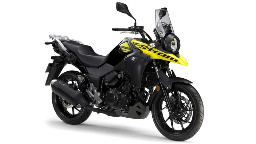 Suzuki Expected To Unveil Baby V-Strom At India's Auto Expo