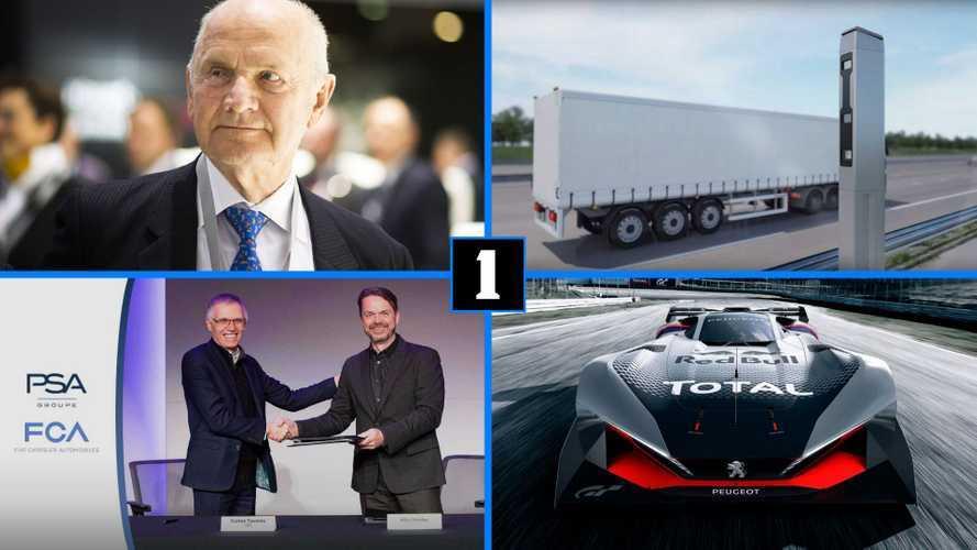 Les évènements qui ont marqué le monde de l'automobile en 2019