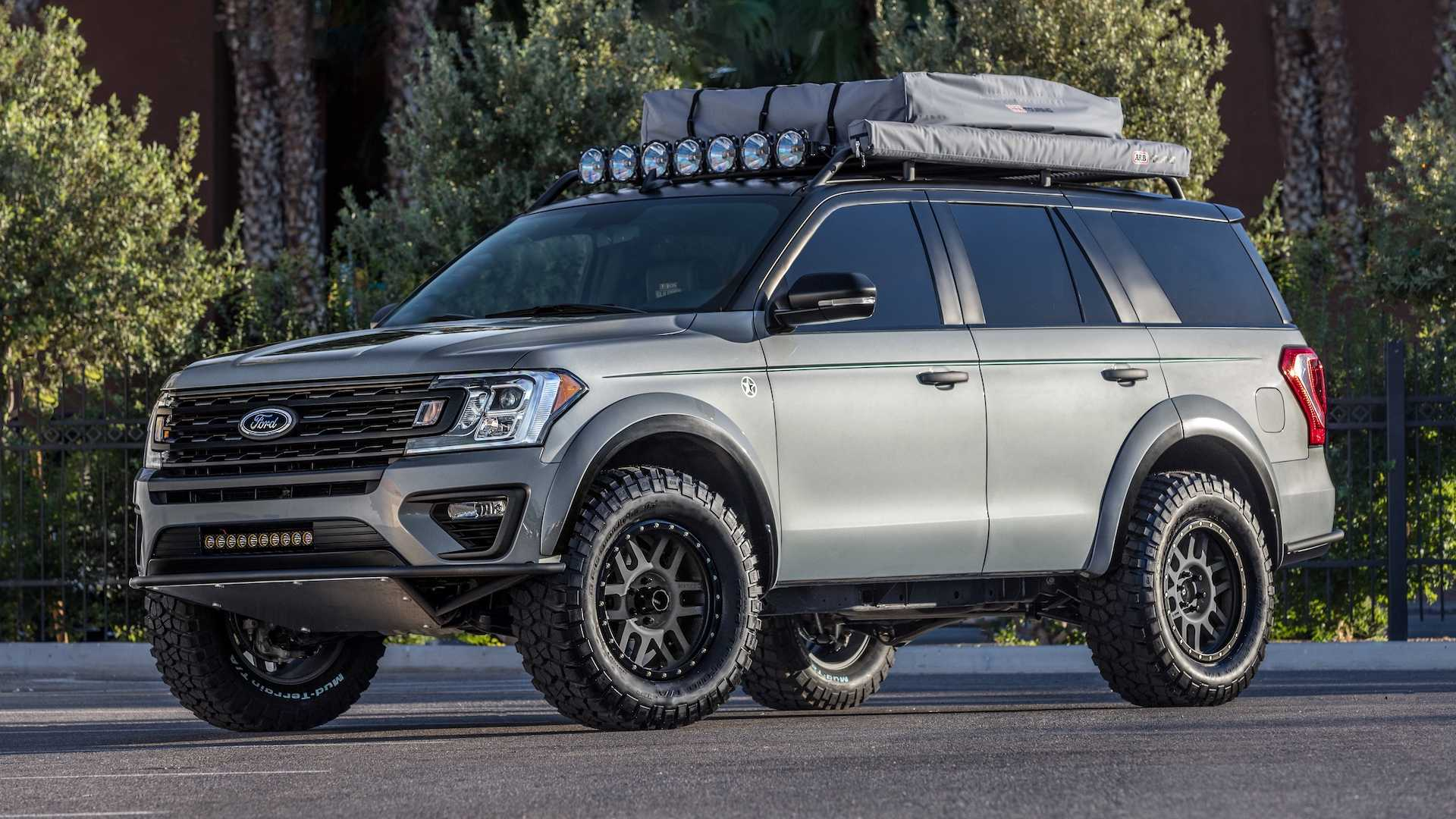 Build A Ford >> Make This Ford Expedition Sema Build Your Next Family Vehicle