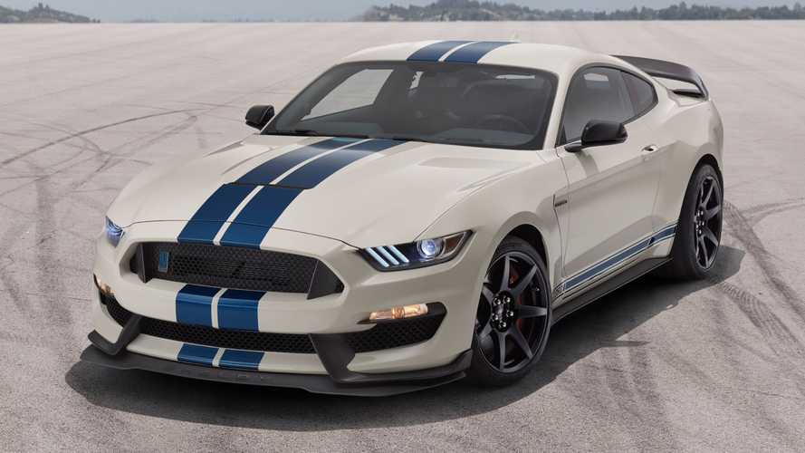 2020 Shelby GT350 And GT350R Get Striking Heritage Edition Pack