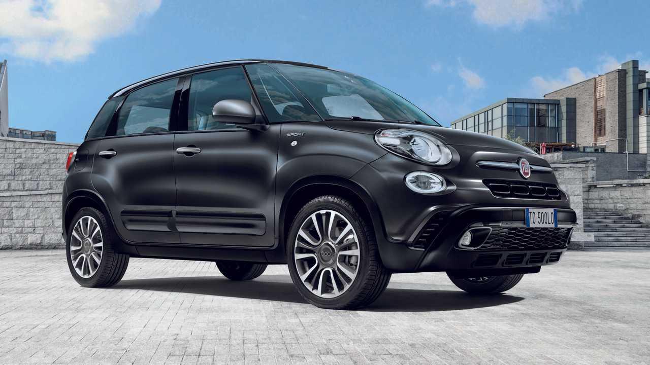 Fiat 500L Sport (2020)
