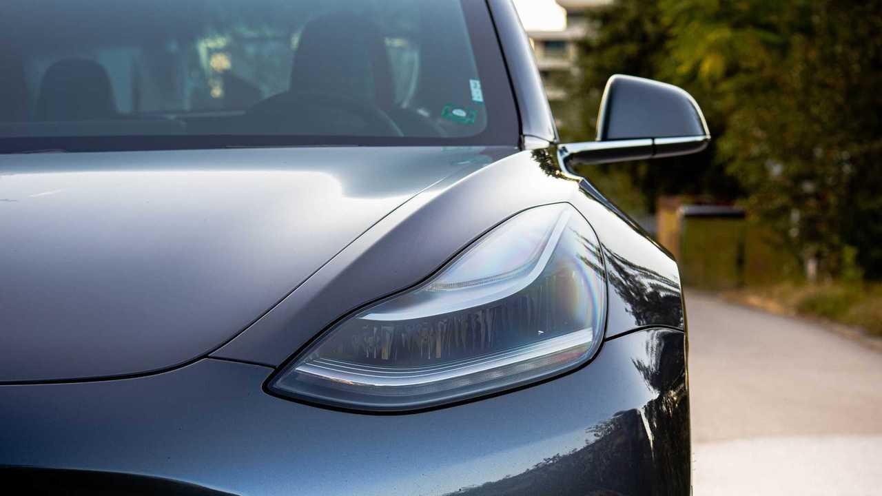 Tesla Model 3 By Vilner