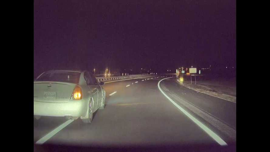 Caught On TeslaCam: Watch Tesla Autopilot Save The Day
