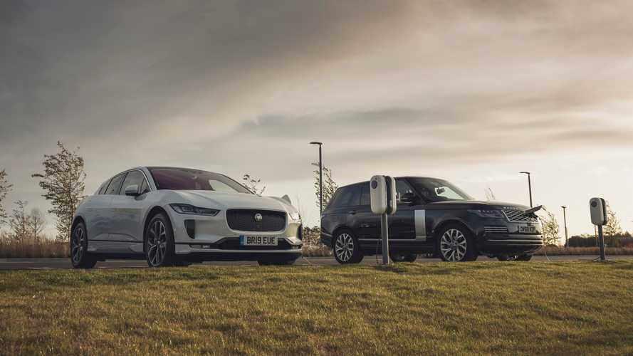 Jaguar-Land Rover will build electrified SVO performance models
