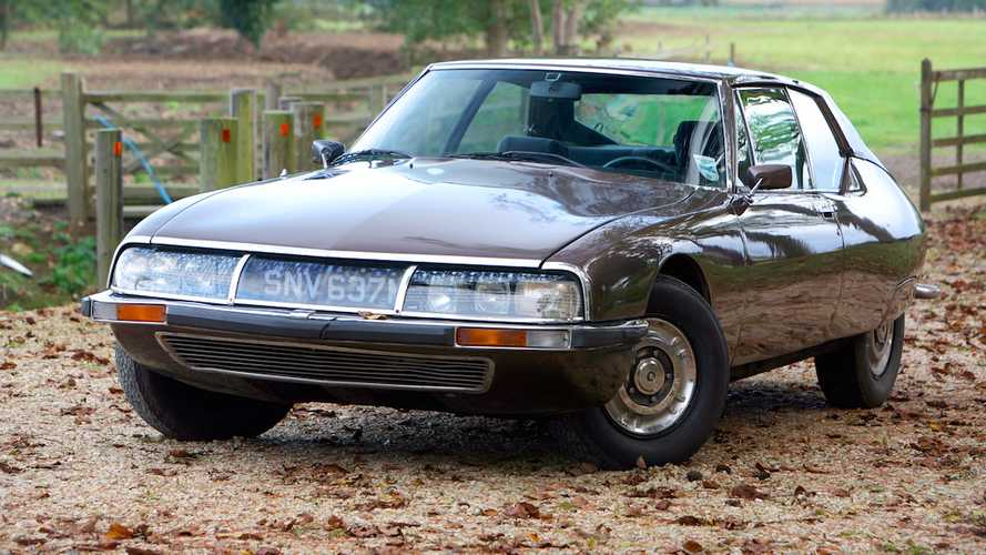 Citroën SM Buying Guide