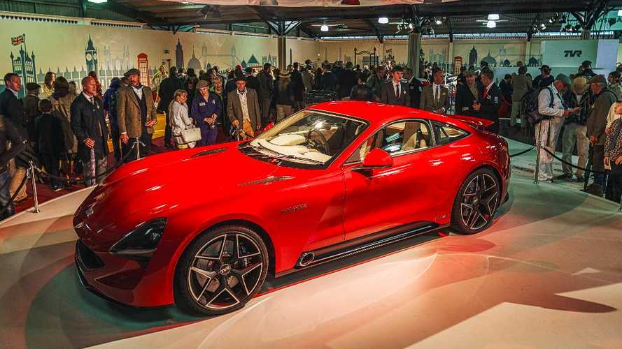 TVR Griffith reboot delayed by stalled factory construction
